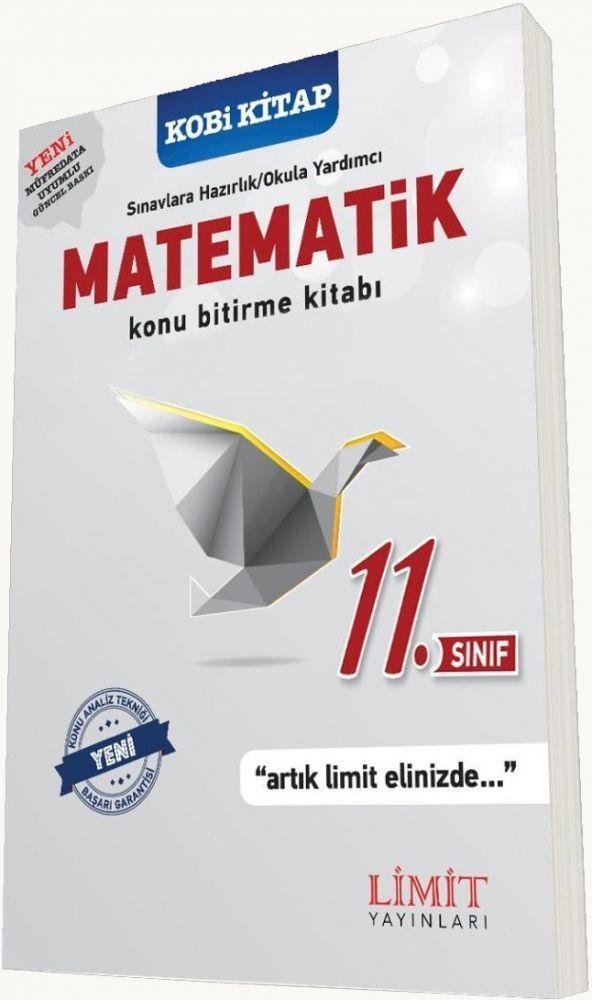 Limit Yayınları 11. Sınıf Matematik Konu Bitirme Kitabı