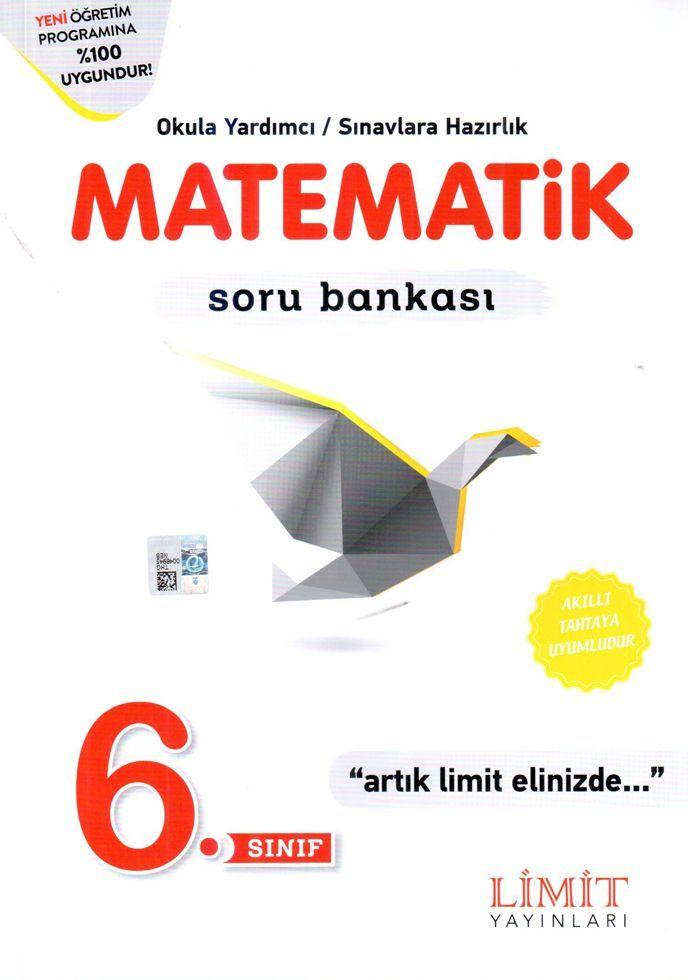 Limit Yayınları 6. Sınıf Matematik Soru Bankası