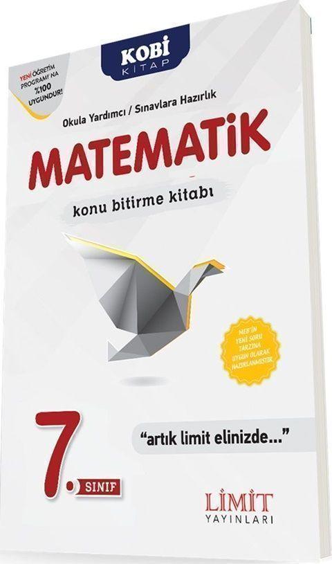 Limit Yayınları 7. Sınıf Matematik Konu Bitirme Kitabı