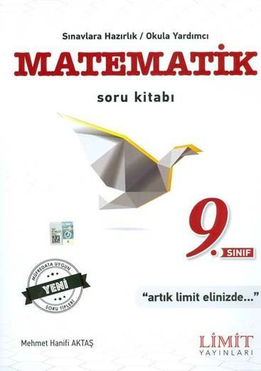 Limit Yayınları 9. Sınıf Matematik Soru Kitabı