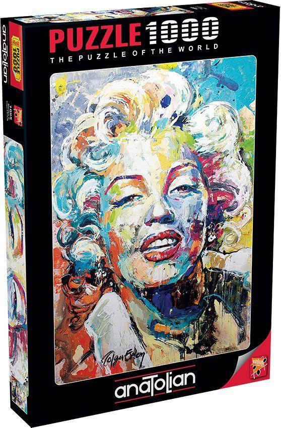 Marilyn II 1000 Parça Puzzle - Yapboz