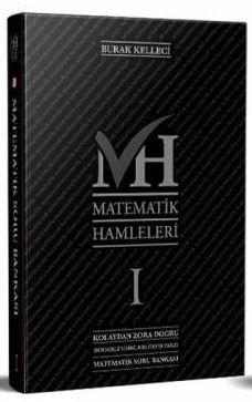 Matematik Hamleleri Kolaydan Zora Doğru Derecelendirilmiş ÖSYM Tarzı Matematik Soru Bankası  1