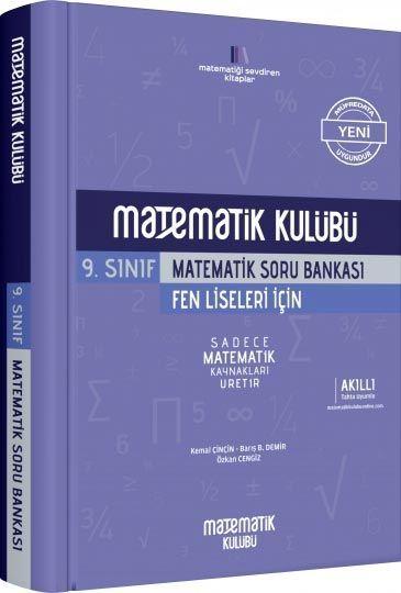 Matematik Kulübü 9. Sınıf Matematik Soru Bankası Fen Liseleri İçin