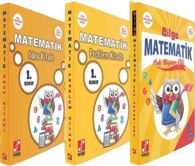 Medyan Yayınları 1. Sınıf Matematik Çek Kopar Çöz Ödev Kitabı Problem Kitabı Seti