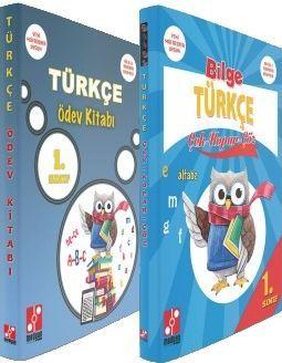 Medyan Yayınları 1. Sınıf Türkçe Çek Kopar Çöz Ödev Kitabı Seti