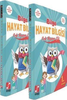 Medyan Yayınları 1. Sınıf Hayat Bilgisi Bilge Çek Kopar Çöz