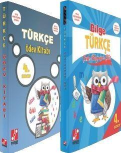 Medyan Yayınları 4. Sınıf Türkçe Çek Kopar Çöz Ödev Kitabı Seti