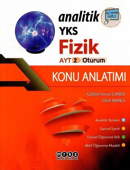 Merkez Yayınları AYT Analitik Fizik Konu Anlatımı