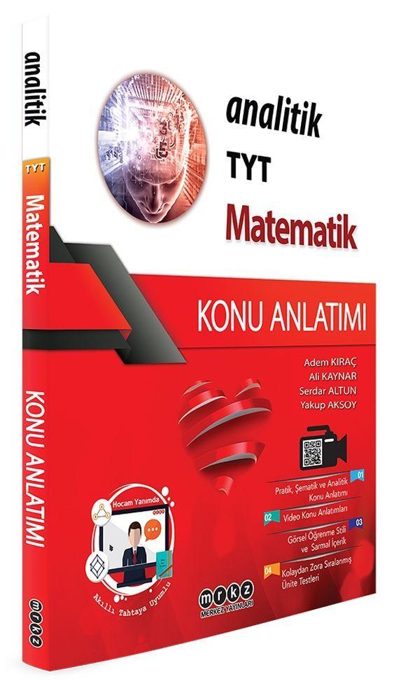 Merkez Yayınları TYT Matematik Analitik Konu Anlatımı