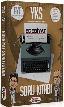 Metin Yayınları AYT Edebiyat Soru Bankası