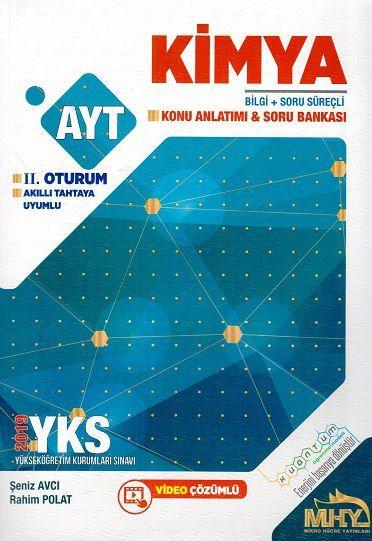 Mikro Hücre Yayınları AYT Kimya Konu Anlatımı Soru Bankası