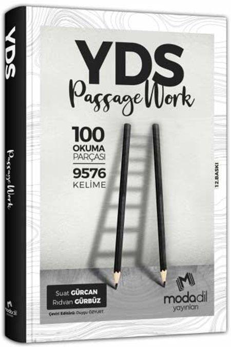 Modadil Yayınları YDS Passagework