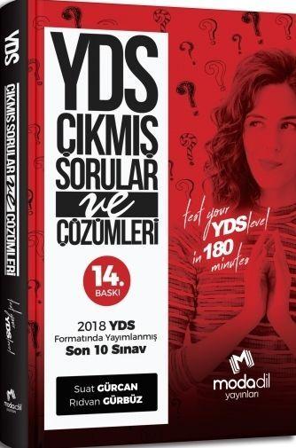 Modadil Yayınları YDS Çıkmış Sorular ve Çözümleri
