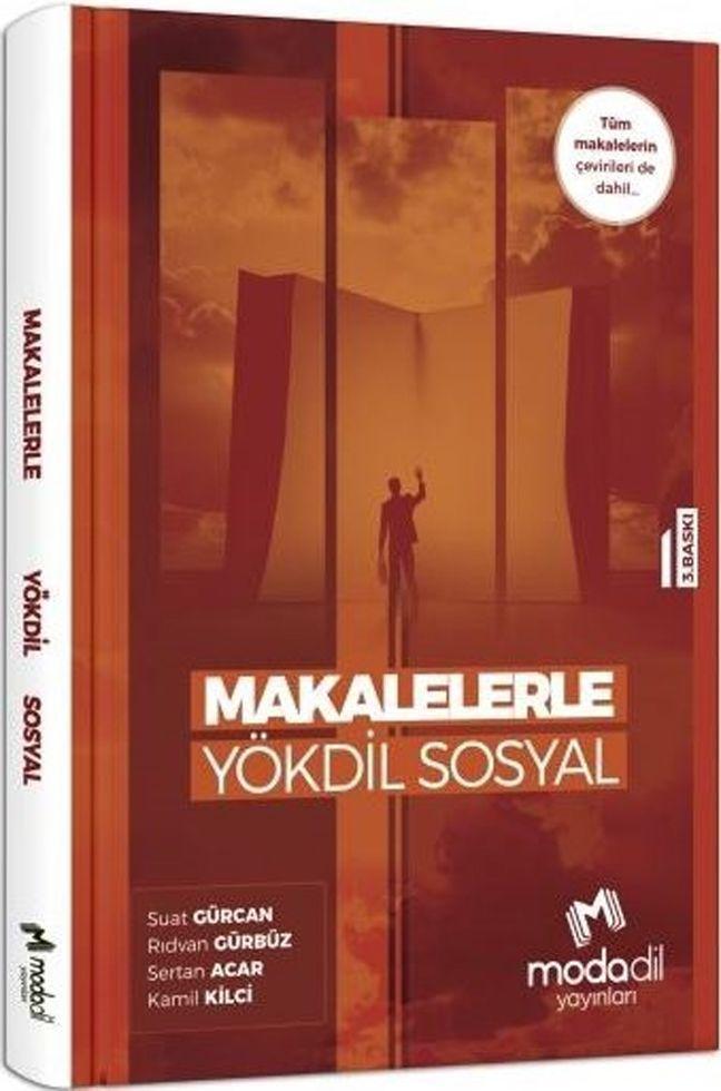 Modadil Yayınları Makalelerle YÖKDİL Sosyal