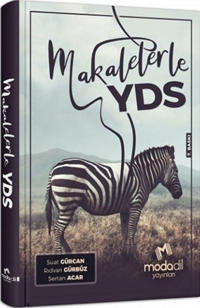 Modadil Yayınları Makalelerle YDS