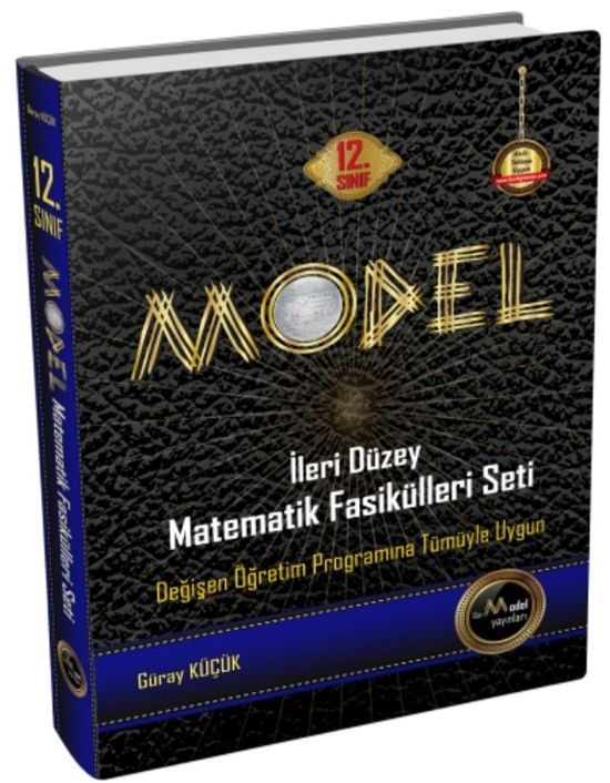 Model Yayınları 12. Sınıf Model Matematik Fasikülleri Seti İleri Düzey