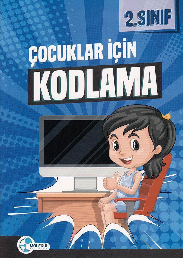Molekül Yayınları 2. Sınıf Çocuklar için Kodlama