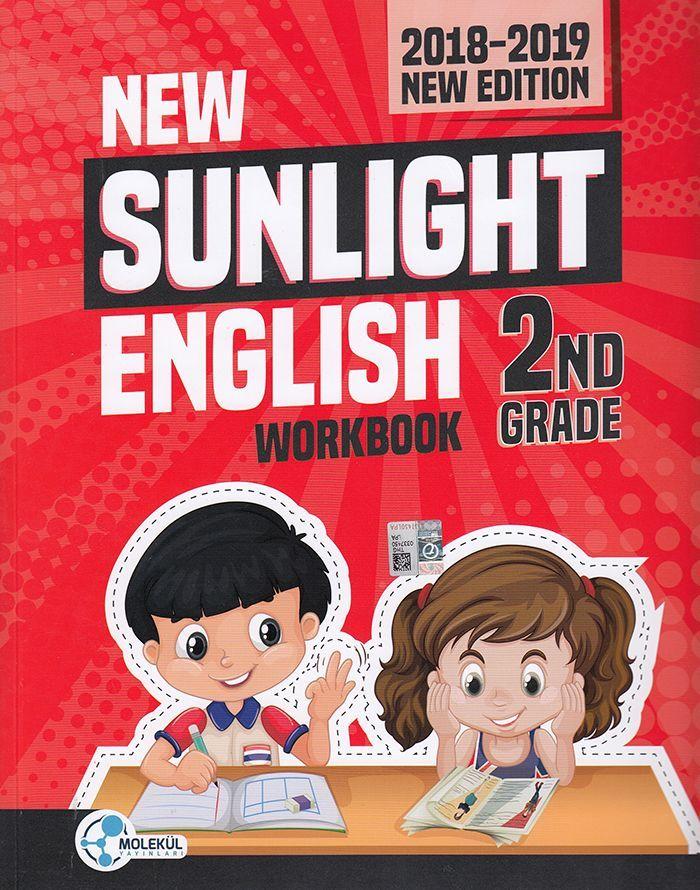 Molekül Yayınları 2. Sınıf New Sunlight English Workbook
