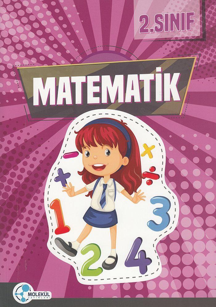 Molekül Yayınları 2. Sınıf Matematik