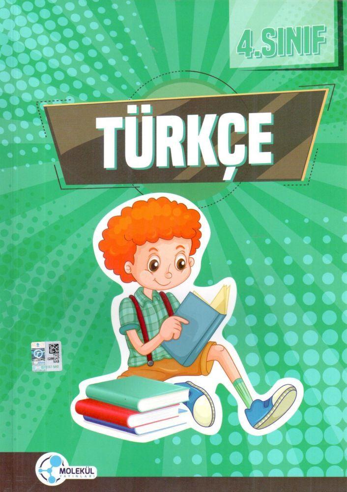 Molekül Yayınları 4. Sınıf Türkçe