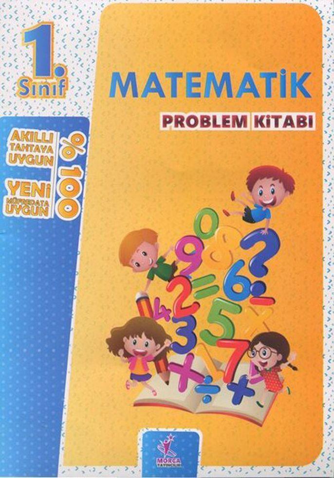 Morca Yayıncılık 1. Sınıf Matematik Problem Kitabı