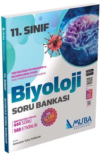Muba Yayınları 11. Sınıf Biyoloji Soru Bankası