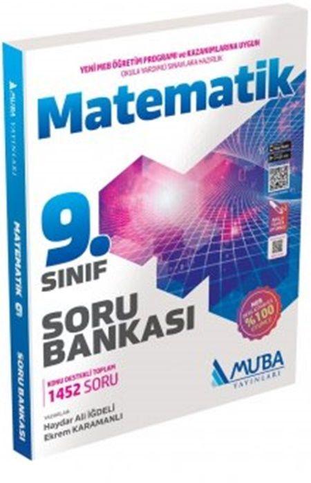 Muba Yayınları 9. Sınıf Matematik Soru Bankası