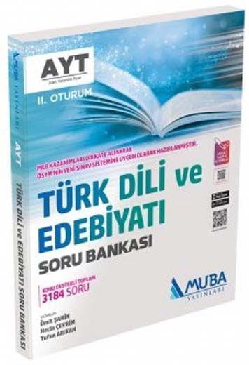 Muba Yayınları AYT Türk Dili ve Edebiyatı Soru Bankası