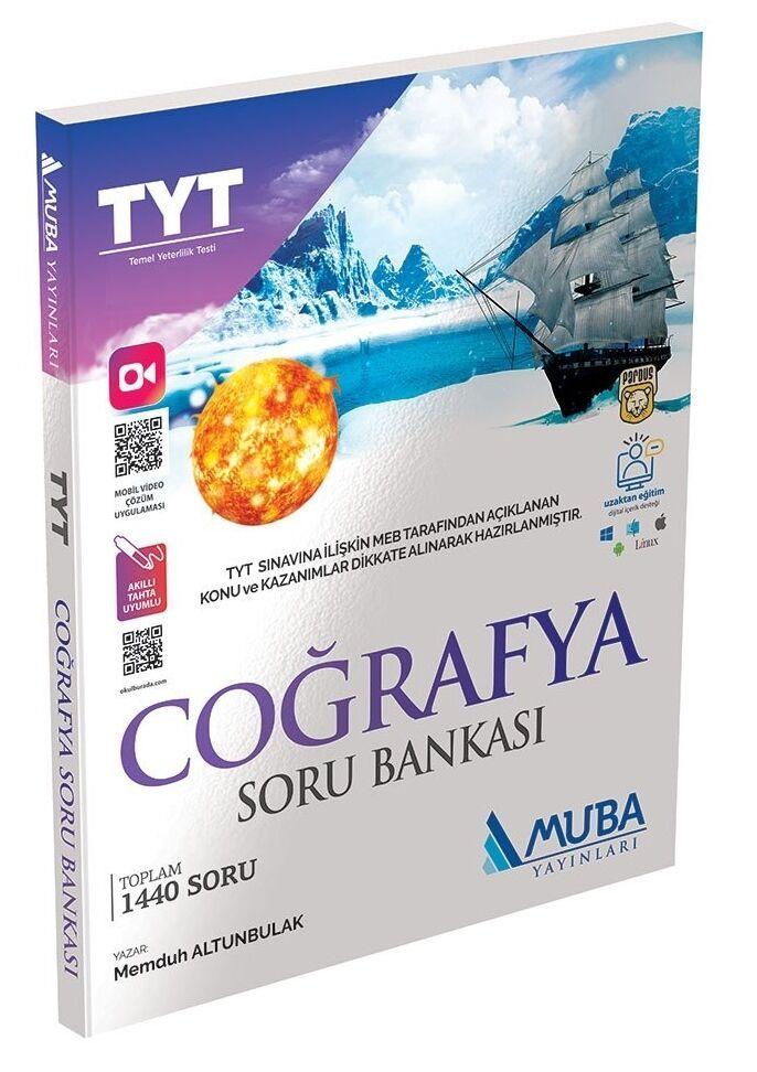 Muba Yayınları TYT Coğrafya Soru Bankası