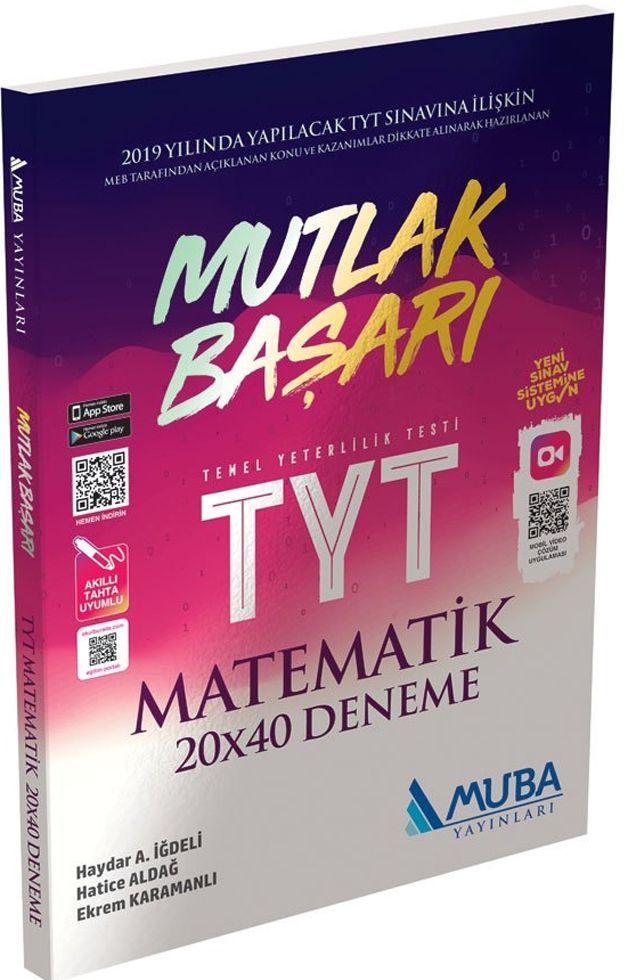Muba Yayınları TYT Matematik Mutlak Başarı Denemesi