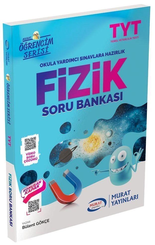 Murat Yayınları TYT Fizik Soru Bankası