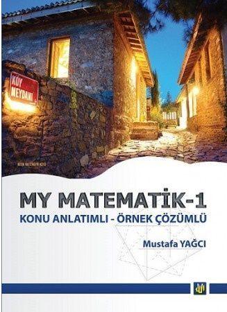 Mustafa Yağcı My Matematik 1 Konu Anlatımlı