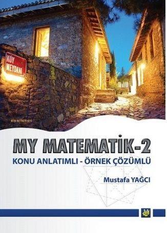 Mustafa Yağcı My Matematik 2 Konu Anlatımlı