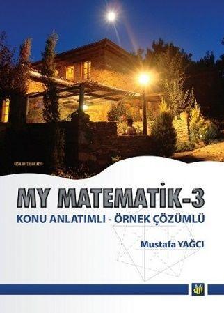 Mustafa Yağcı My Matematik 3 Konu Anlatımlı