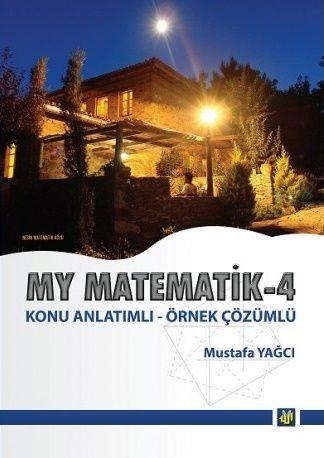 Mustafa Yağcı My Matematik 4 Konu Anlatımlı