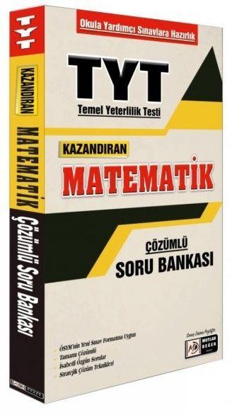 Mutlak Değer Yayınları TYT Matematik Kazandıran Soru Bankası