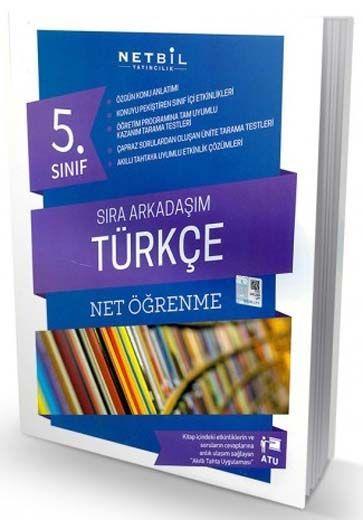 Netbil Yayıncılık 6. Sınıf Türkçe Net Öğrenme Sıra Arkadaşım