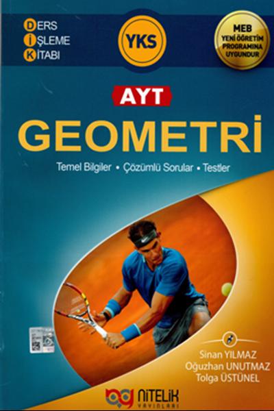 Nitelik Yayınları AYT Geometri Ders İşleme Kitabı