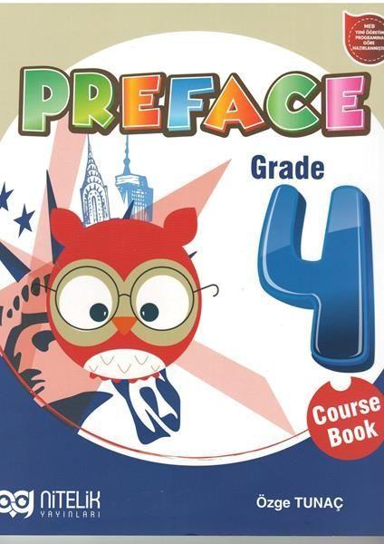 Nitelik Yayınları Preface Grade 4 Course Book