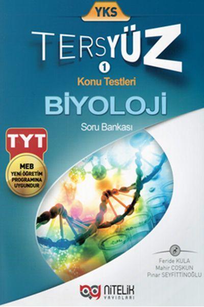 Nitelik Yayınları TYT Biyoloji Tersyüz Soru Bankası
