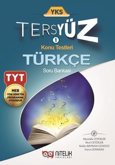 Nitelik Yayınları YKS Tersyüz Türkçe Soru Bankası