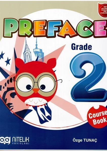 Nitelik Yayınları 2. Sınıf Preface Grade Course Book