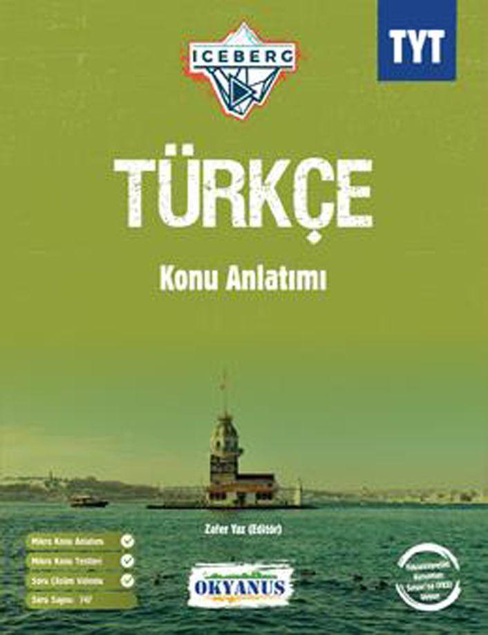 Okyanus Yayınları TYT Türkçe Iceberg Konu Anlatımı