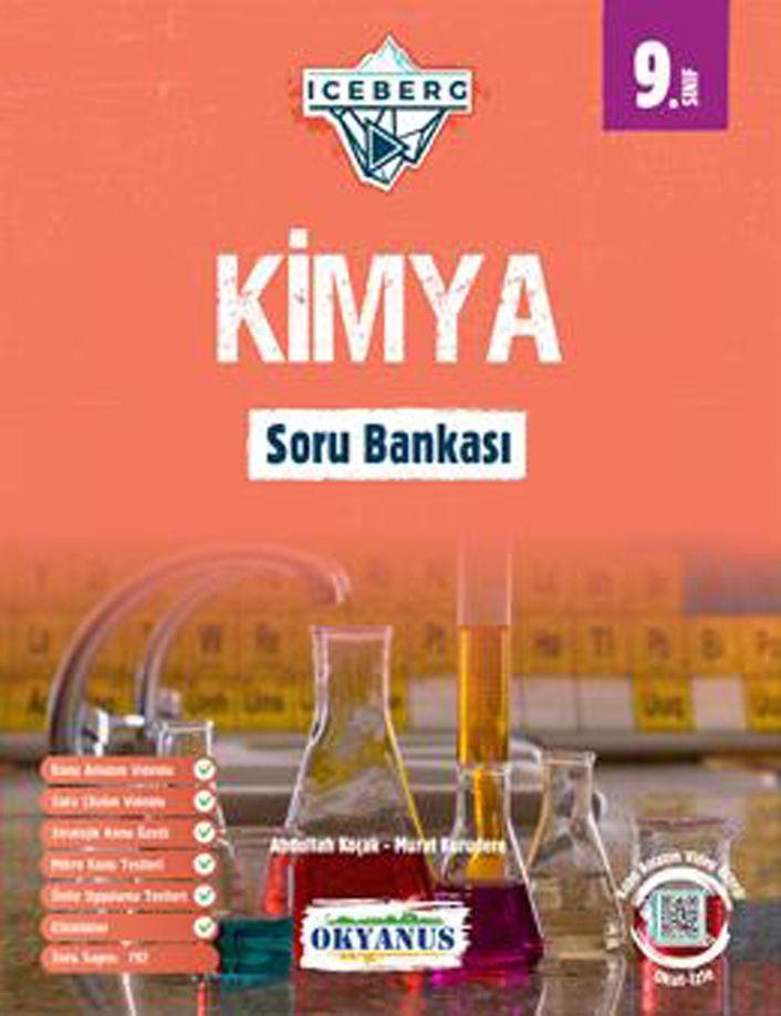 Okyanus Yayınları 9. Sınıf Kimya Iceberg Soru Bankası