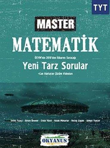 Okyanus Yayınları YKS 1. Oturum TYT Master Matematik Yeni Tarz Sorular