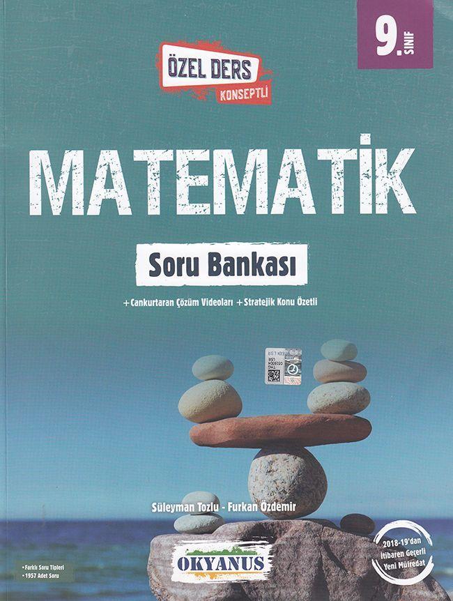 Okyanus Yayınları 9. Sınıf Özel Ders Konseptli Matematik Soru Bankası