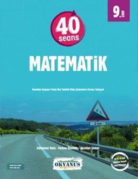 Okyanus Yayınları 9. Sınıf 40 Seansta Matematik