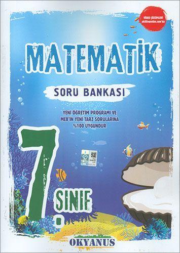 Okyanus Yayınları 7. Sınıf Matematik Soru Bankası