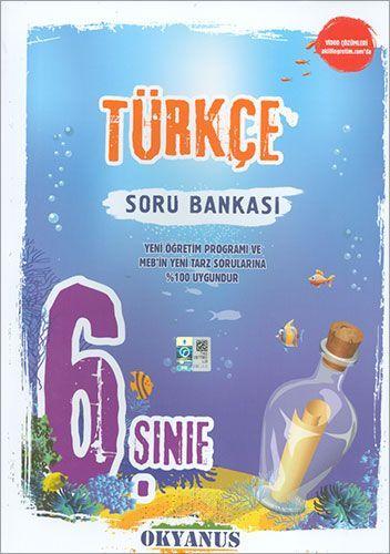 Okyanus Yayınları 6. Sınıf Türkçe Soru Bankası