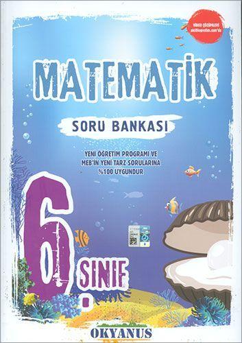 Okyanus Yayınları 6. Sınıf Matematik Soru Bankası